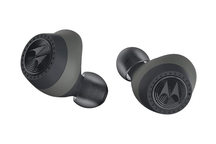 Motorola VerveBuds 200 Sports Waterproof Truewireless Earbuds - Black