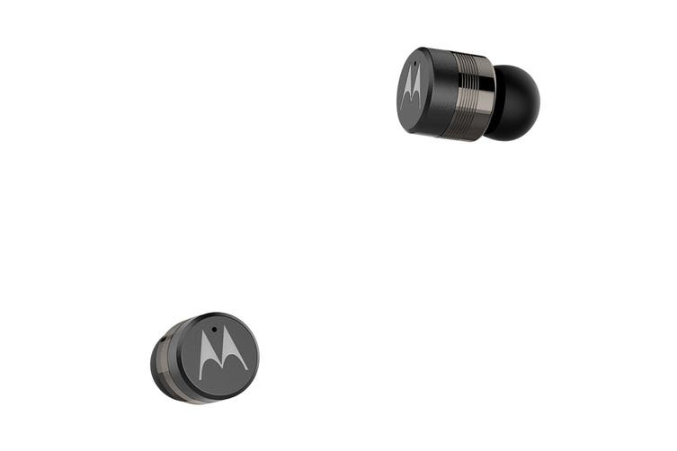 Motorola VerveBuds 400 Sleek True Wireless Earbuds - Black
