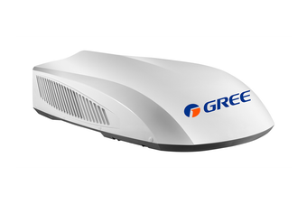 GREE  3.5kw Roof Top Slimline Air Conditioner for Recreational Vehicles (GRH120DAK3NA2B )