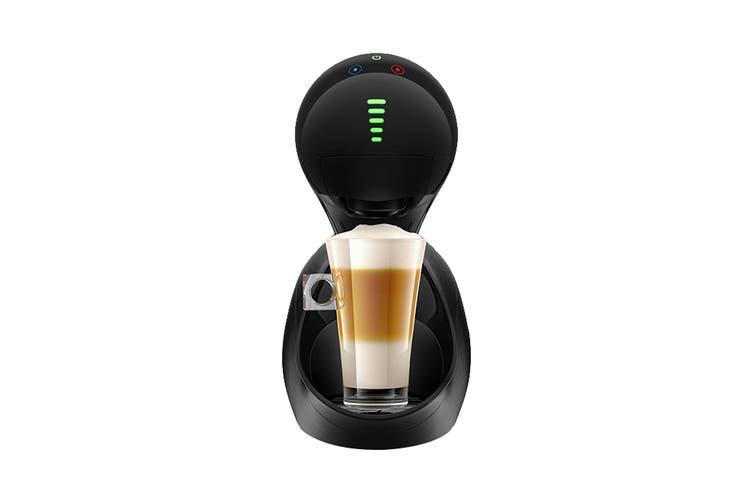 Nescafé Dolce Gusto Movenza Capsule Coffee Machine - Brushed Black (NCU800BBK2JAN1)
