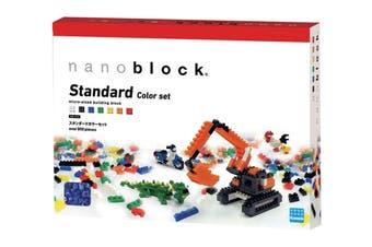 Nanoblock Standard Colour Set