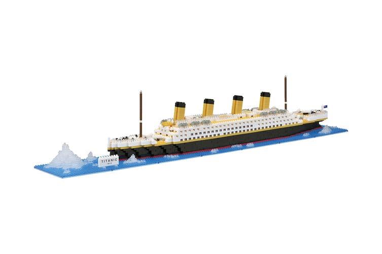 Nanoblock Titanic Deluxe Building Set