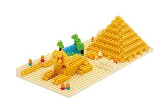Nanoblock Great Pyramid of Giza