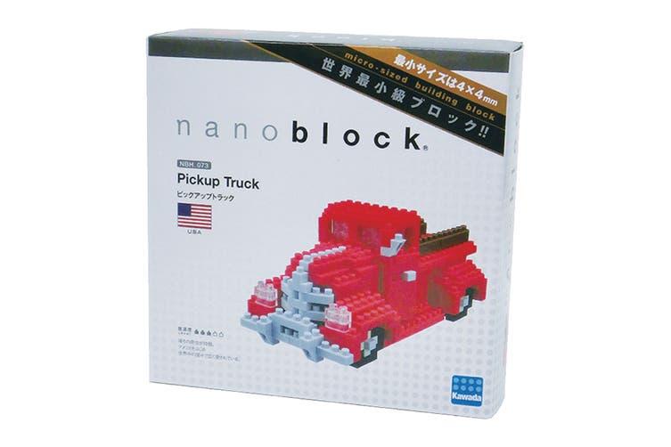 Nanoblock Pickup Truck