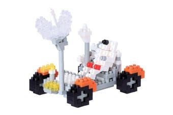 Nanoblock Lunar Rover