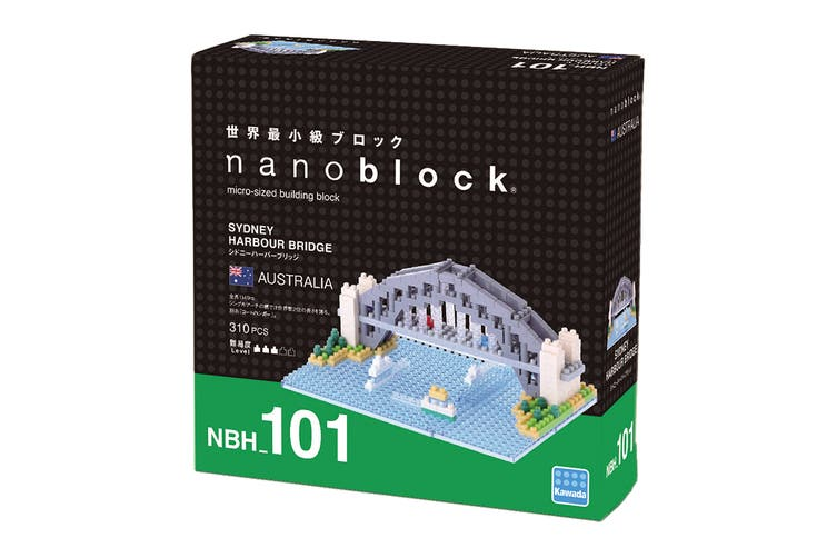 Nanoblock Sydney Harbour Bridge