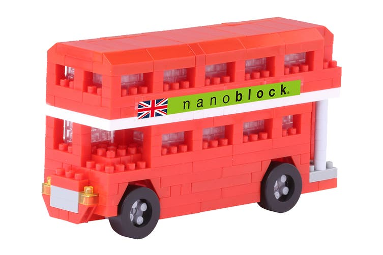 Nanoblock London Bus