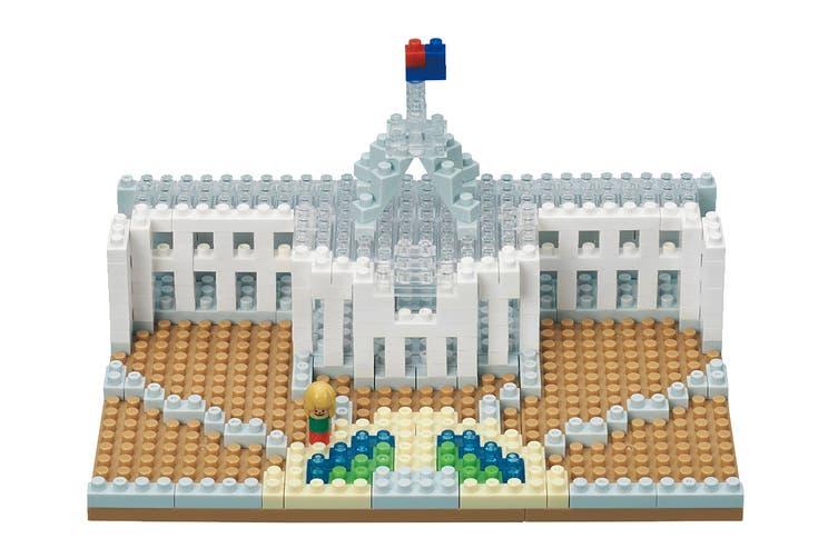 Nanoblock tralian Parliament House
