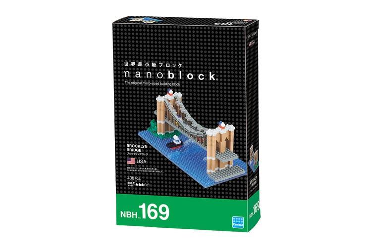 Nanoblock Brooklyn Bridge