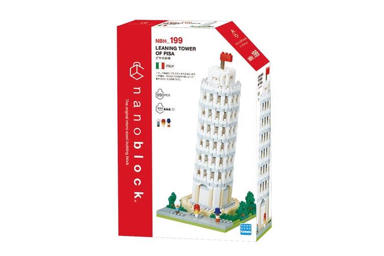 Nanoblock Leaning Tower of Pisa