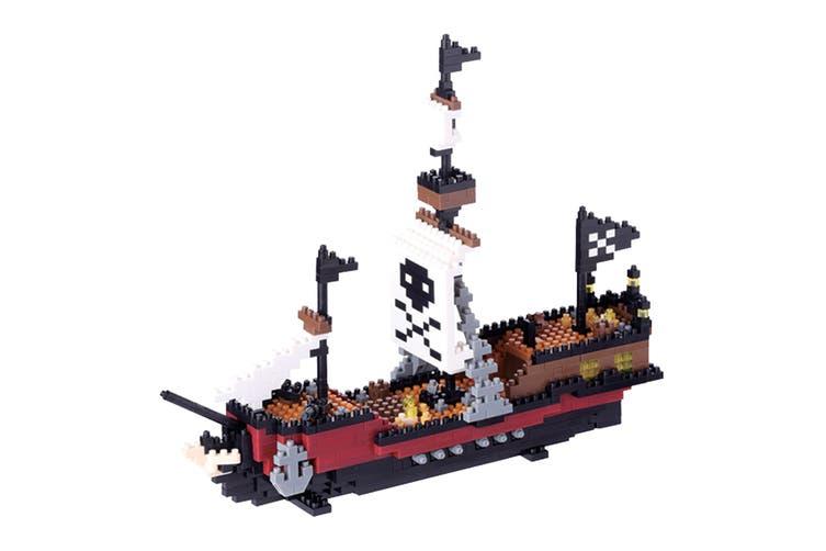 Nanoblock Pirate Ship