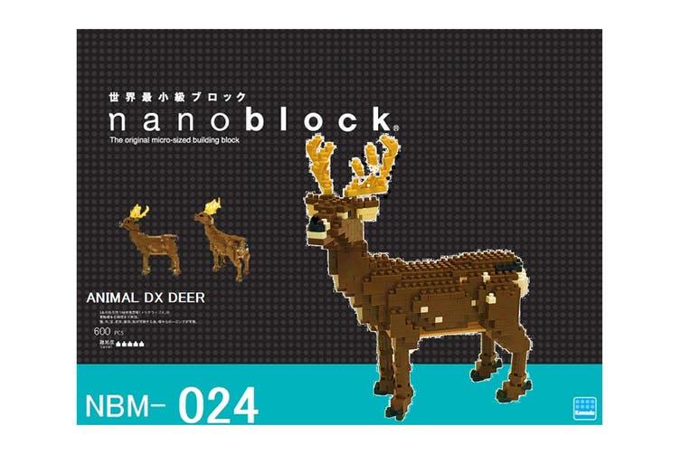 Nanoblock Deer Deluxe