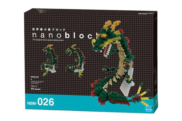 Nanoblock Dragon Deluxe