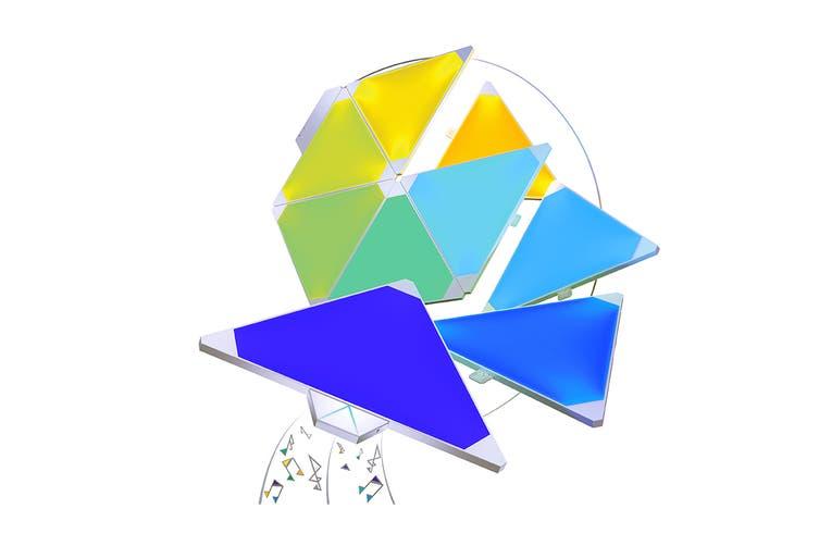 Nanoleaf Rhythm Smarter Kit 9Pcs