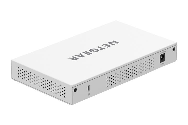 Netgear Insight Managed 8-port Gigabit Ethernet PoE+ Smart Cloud Switch (GC108P-100AUS)