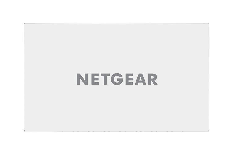 Netgear Insight Managed 8-port Gigabit Ethernet High-Power PoE+ Smart Cloud Switch (GC108PP-100AUS)