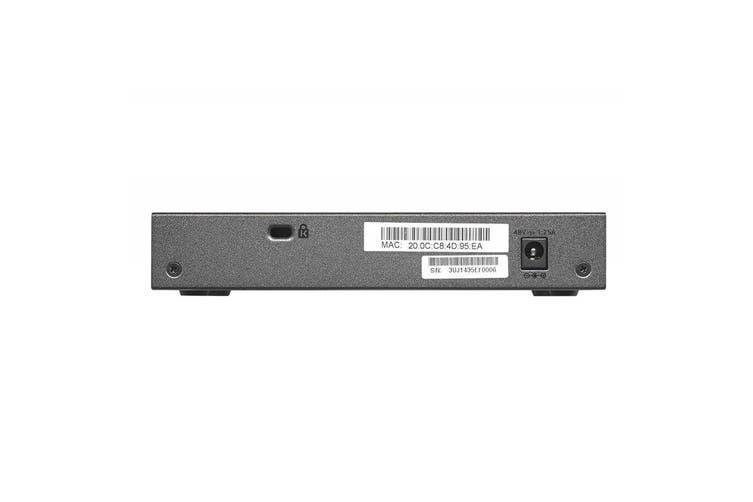 Netgear ProSafe 8 Port Gigabit Switch with 4 Port PoE (GS108PE-300AJS)