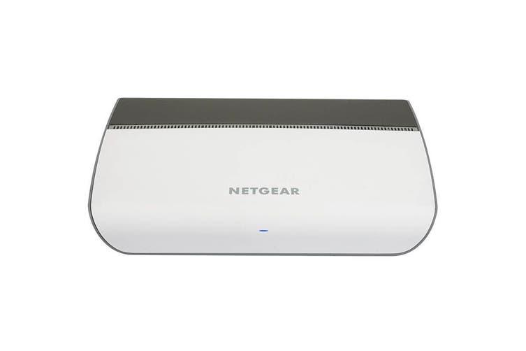 Netgear 8-Port Gigabit Unmanaged Switch with Cable Management (GS908-100AUS)