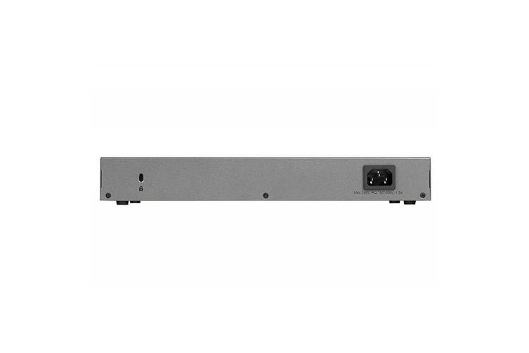 Netgear JGS516PE ProSafe Plus 16-Port Gigabit Rackmount Switch with POE (JGS516PE-100AJS)