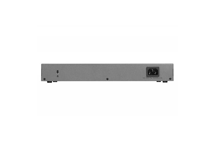 Netgear JGS524PE ProSafe Plus 24-Port Gigabit Rackmount Switch With POE  (JGS524PE-100AJS)