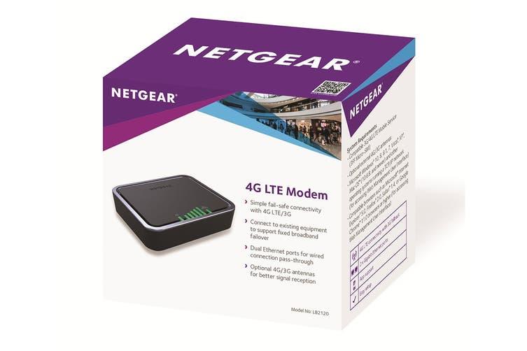 Netgear 4G LTE Modem (LB2120-100AUS)