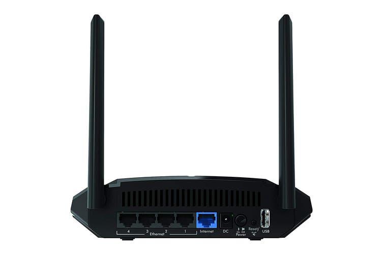 Netgear AC1200 Dual Band WiFi Router (R6120-100AUS)
