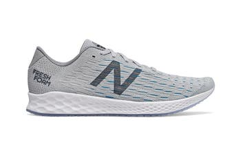 New Balance Men's Fresh Foam Zante Pursuit Running Shoe (Grey, Size 8 US)