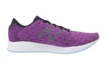 New Balance Women's Fresh Foam Zante Pursuit Wide Fit Running Shoe (Purple)
