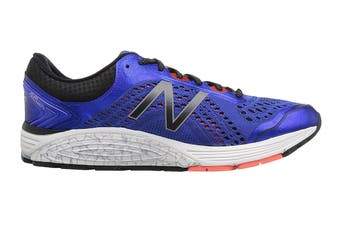 New Balance Men's 1260 v7 Running Shoe - 2E (Pacific/Black)