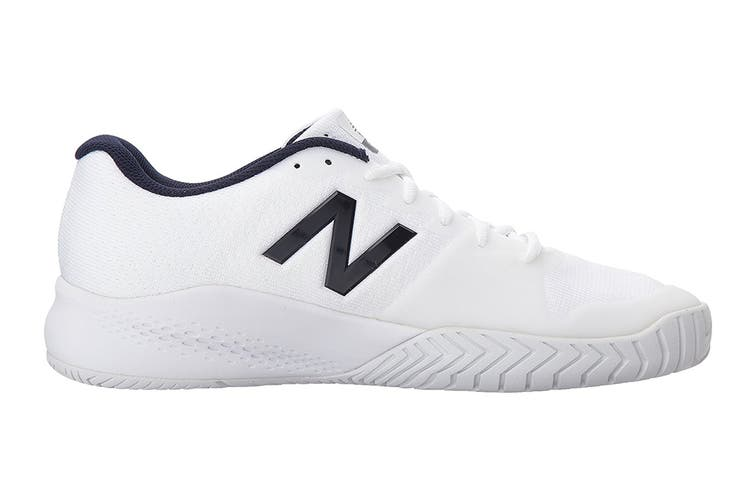 New Balance Men's 996v3 - 2E Shoe (White, Size 7.5)