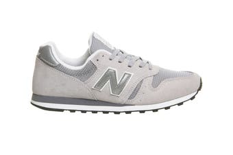 New Balance Men's 373 Shoe (Grey, Size 8.5)