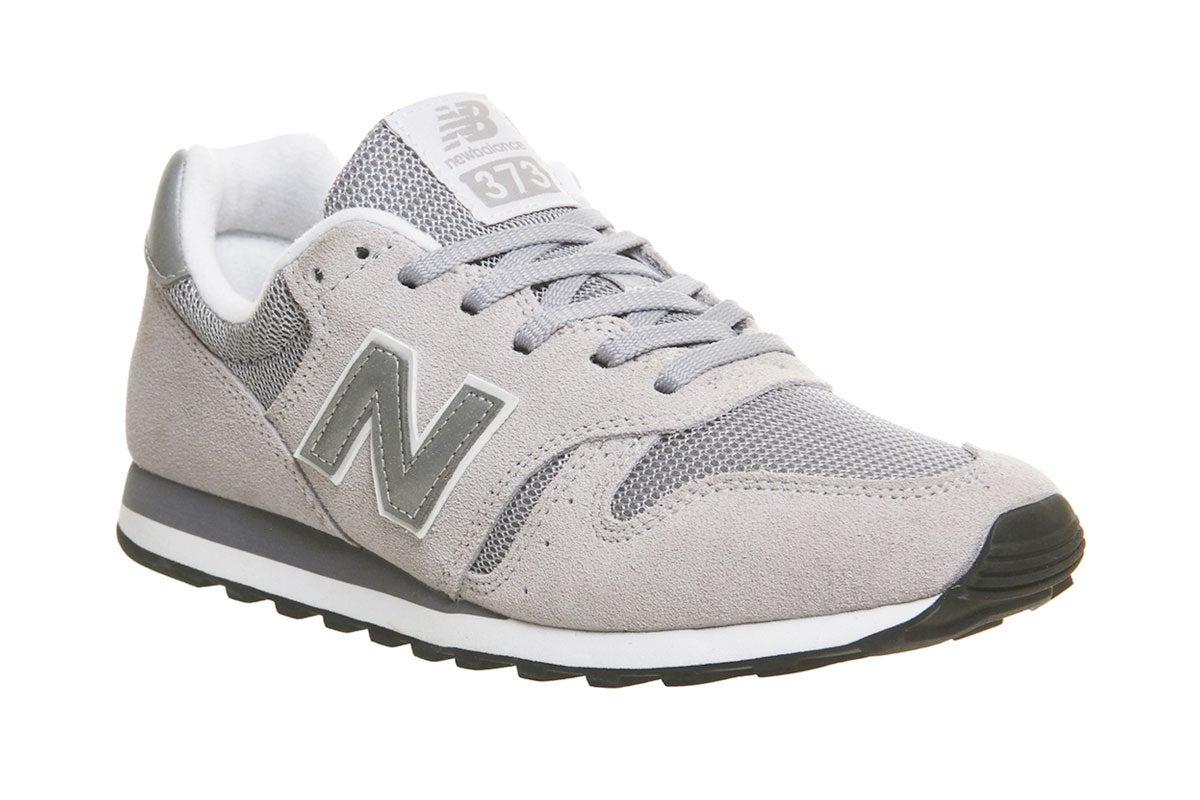 New Balance Men's 373 Shoe (Grey, Size