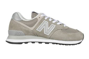 New Balance Men's 574 Shoe (Grey, Size 8)