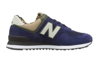 New Balance Men's 574 Shoe (Pigment)
