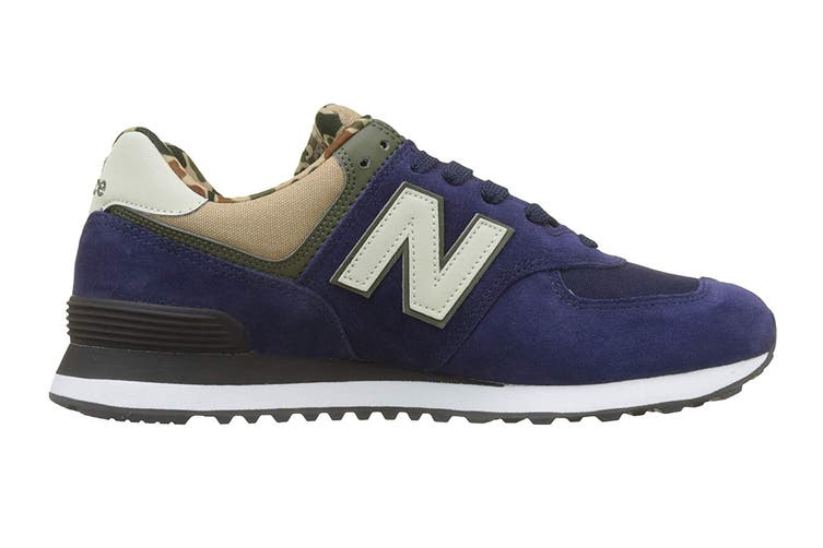 New Balance Men's 574 Shoe (Pigment, Size 8.5)