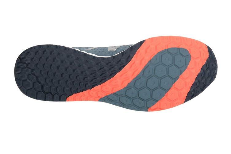 New Balance Men's Fresh Foam Zante v4 Shoe (Dark Grey, Size 8)