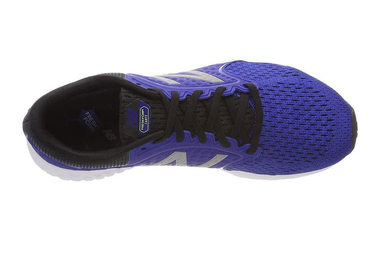 New Balance Men's Fresh Foam Zante v4 Shoe (Blue, Size 9)