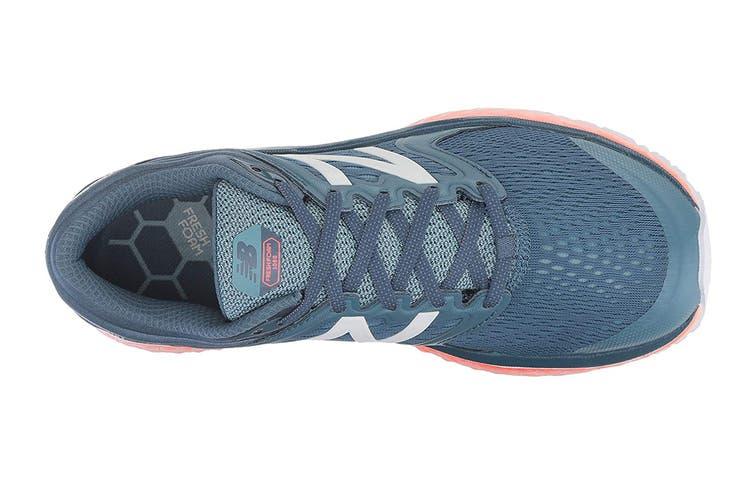 New Balance Women's 1080v8 Shoe (Blue, Size 6.5)