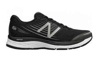New Balance Women's 880v8 Shoe (Black/White, Size 6.5)