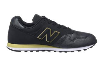 New Balance Women's 373 Shoe (Black)