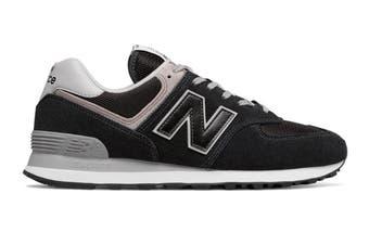 New Balance Women's 574 Shoe (Black)