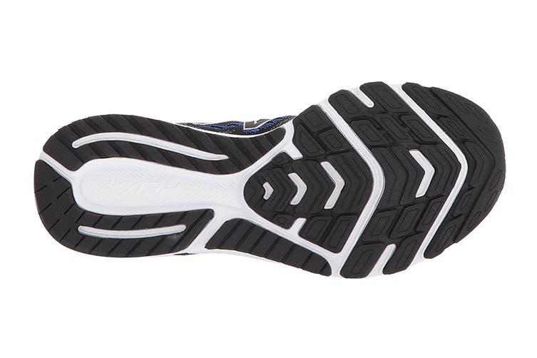 New Balance Women's FuelCore Rush v3 - D Running Shoe (Black/Blue Iris, Size 9)
