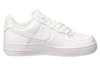 Nike Women's Air Force 1 '07 Low Shoe (White, Size 10 US)
