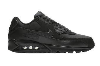 Nike Men's Air Max 90 Essential (Black, Size 9.5 US)
