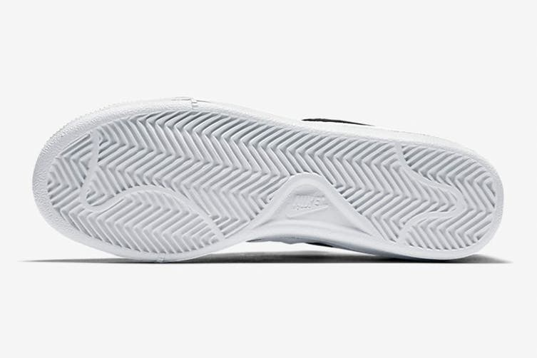 Nike Women's Nike Court Royale Sneaker (Black/White, Size 7 US)