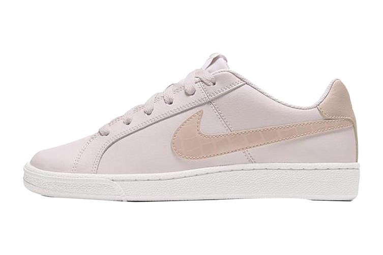 Nike Women's Nike Court Royale Sneaker (Barely Rose/Fossil Stone, Size 8.5 US)