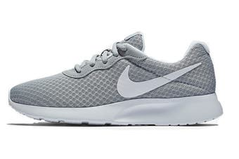 Nike Women's Tanjun Shoes (Wolf Grey/White)