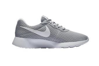 Nike Women's Tanjun Shoes (Wolf Grey/White, Size 5.5 US)
