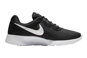 Nike Women's Tanjun Shoes (Black/White, Size 6.5 US)