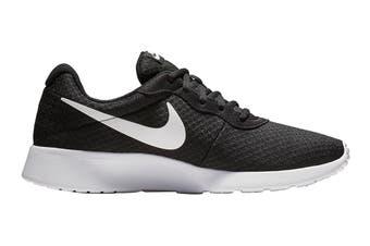 Nike Women's Tanjun Shoes (Black/White, Size 7.5 US)